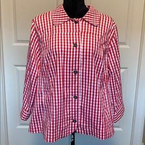 CJ Banks 3/4 Sleeve Jacket